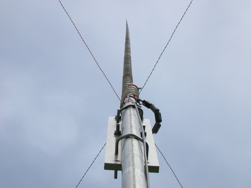 Aluminium Pole Clamp
