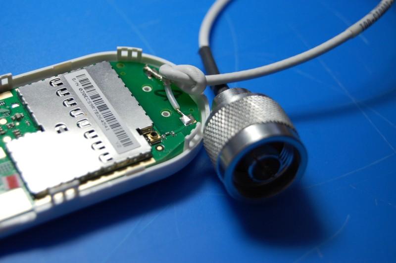Как сделать лучше сигнал на мегафон модеме