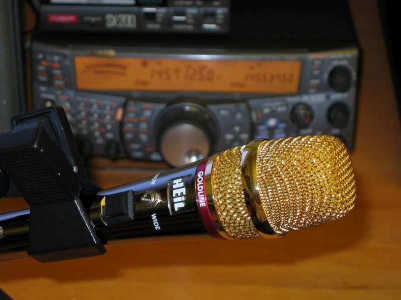 Heil Goldline Microphone - Studio Element