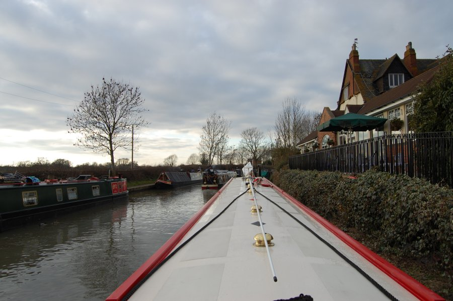 Braunston Mooring