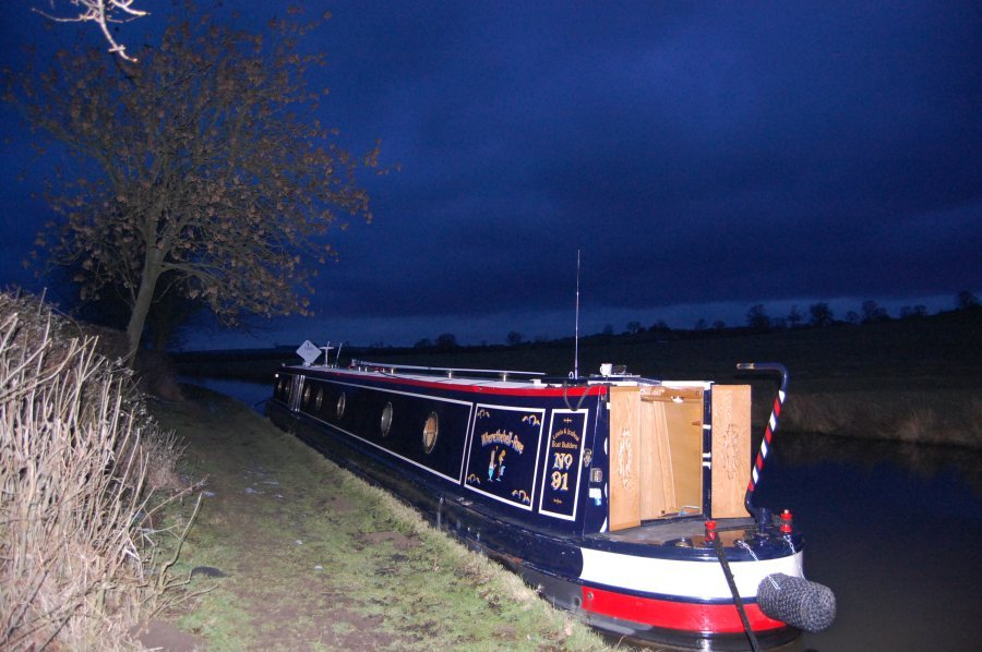 Wherethehell-Rwe Narrowboat Trip