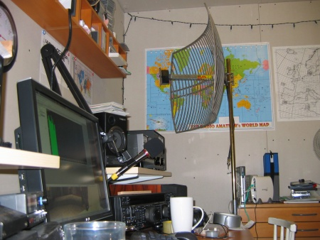 Andrew Grid Parabolic Antenna 2.4Ghz
