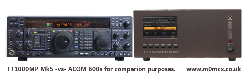 acom600 -vs- ft1000mp to scale