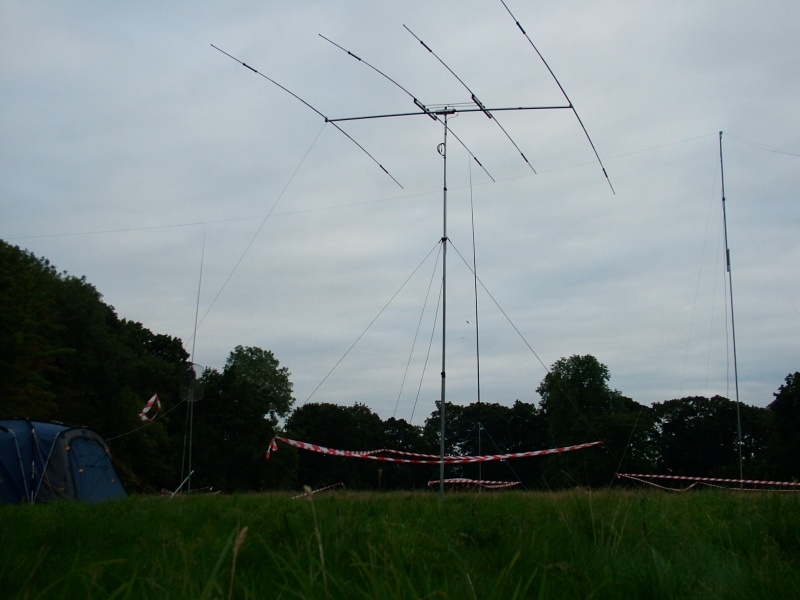 Bidirectional switchable 40m wire yagi | DX Commander
