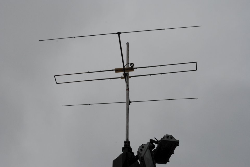 How To Make A Loop Antenna For 40m And 80m Bands Dx