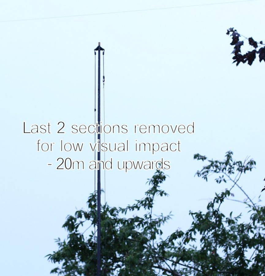 flowerpot antenna | DX Commander - Amateur Radio - Ham Radio