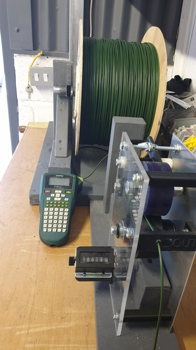 Wire Counter