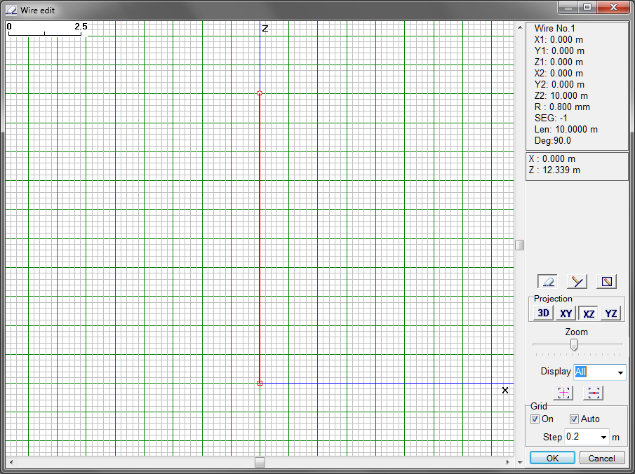 Software Modelling your Vertical antenna ground radials with