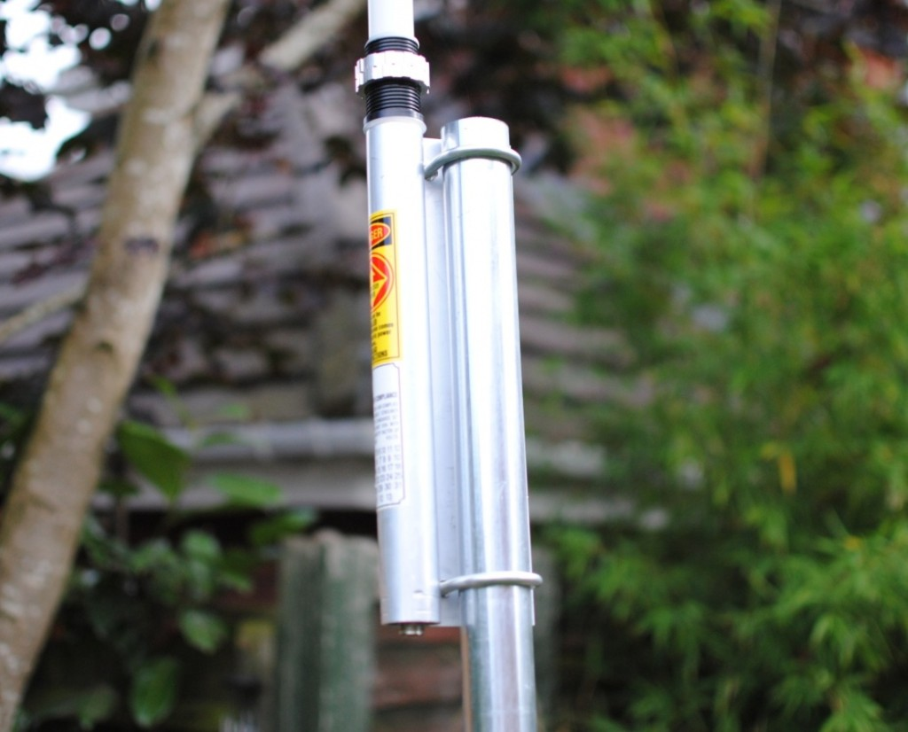 Solarcon Imax 2000 Review 5/8ths Vertical Antenna 10m | DX